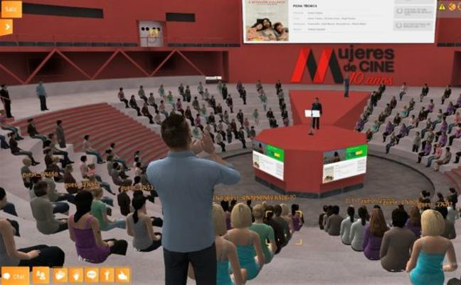Un avatar para asistir a los eventos internacionales que cancela el miedo al coronavirus