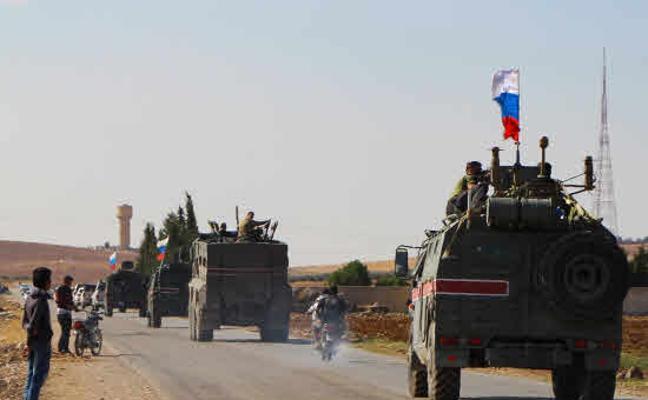 Rusia niega su implicación en el ataque contra militares turcos y envía dos fragatas a la zona