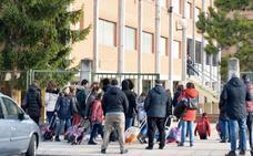 La Junta cierra mañana el colegio Anduva de Miranda de Ebro tras detectarse posibles casos de coronavirus en padres