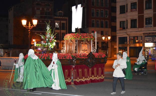 Las tallas y pasos no podrán procesionar esta Semana Santa./BC