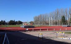 Primer día del cierre de las instalaciones municipales en Burgos