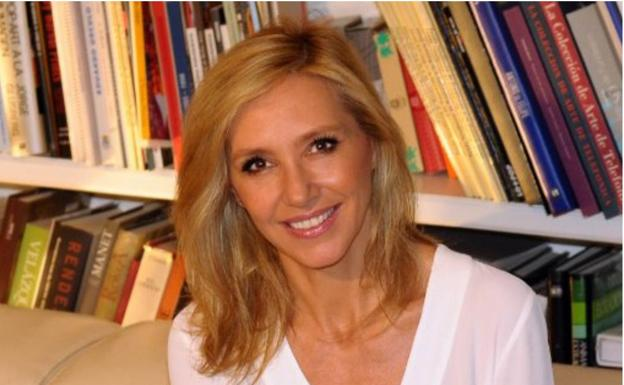 La escritora y periodista Marta Robles./BC