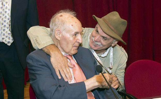 Fallece a los 96 años Emiliano Aguirre, el primer director del proyecto  Atapuerca   BURGOSconecta